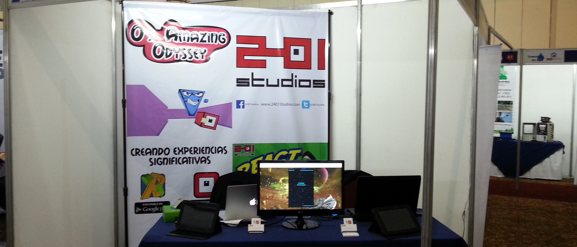 2401 Studios – Science, Technology and Innovation Conference